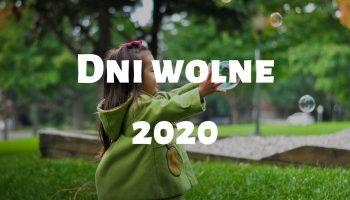 Dni wolne 2020